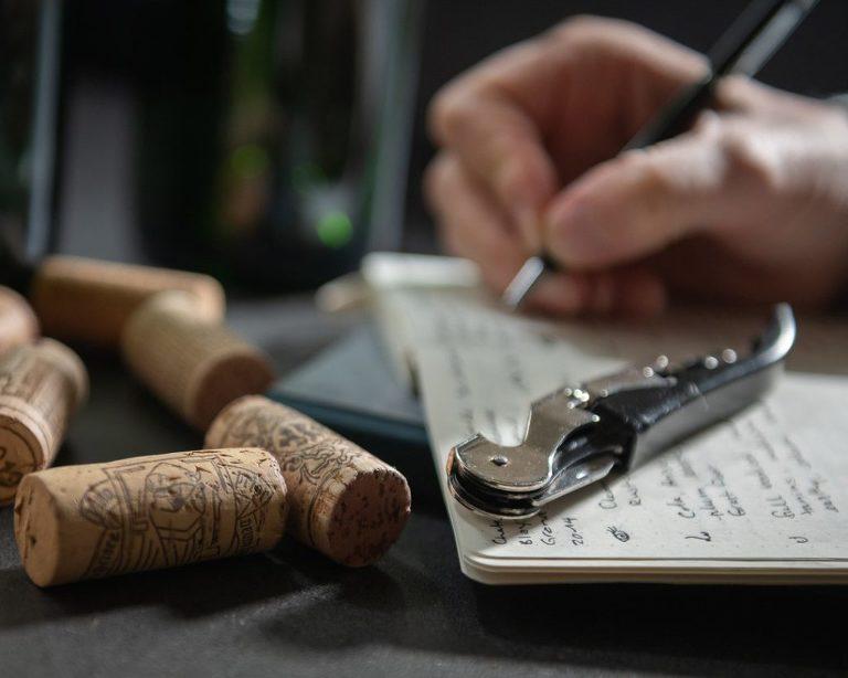 learn wine tasting