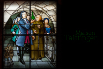 Taittinger Stained Glass