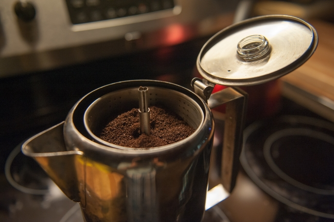 Stove Top Perk Coffee