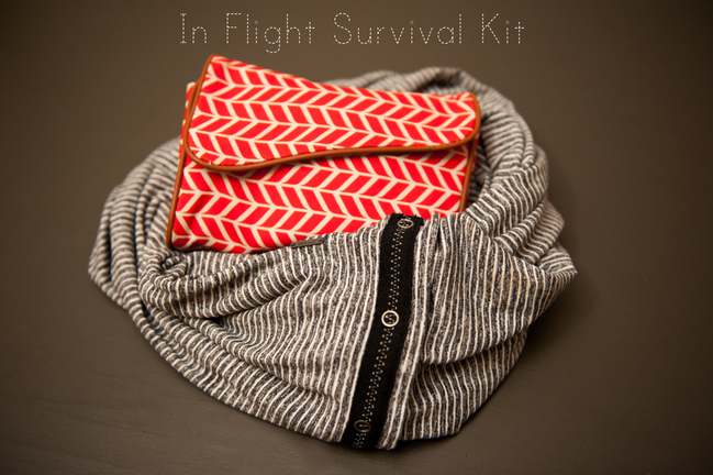 Do you know how to pack your Inflight Survival Kit?