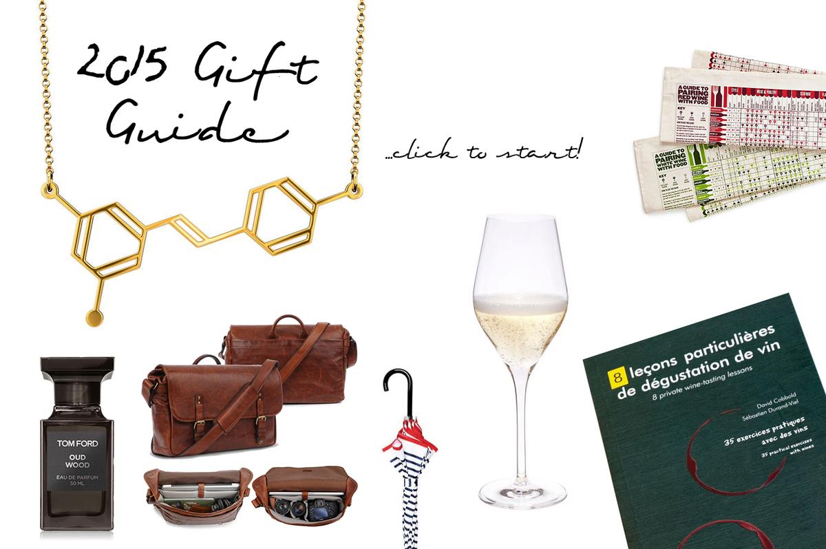 vineandtheolive 2015 gift guide