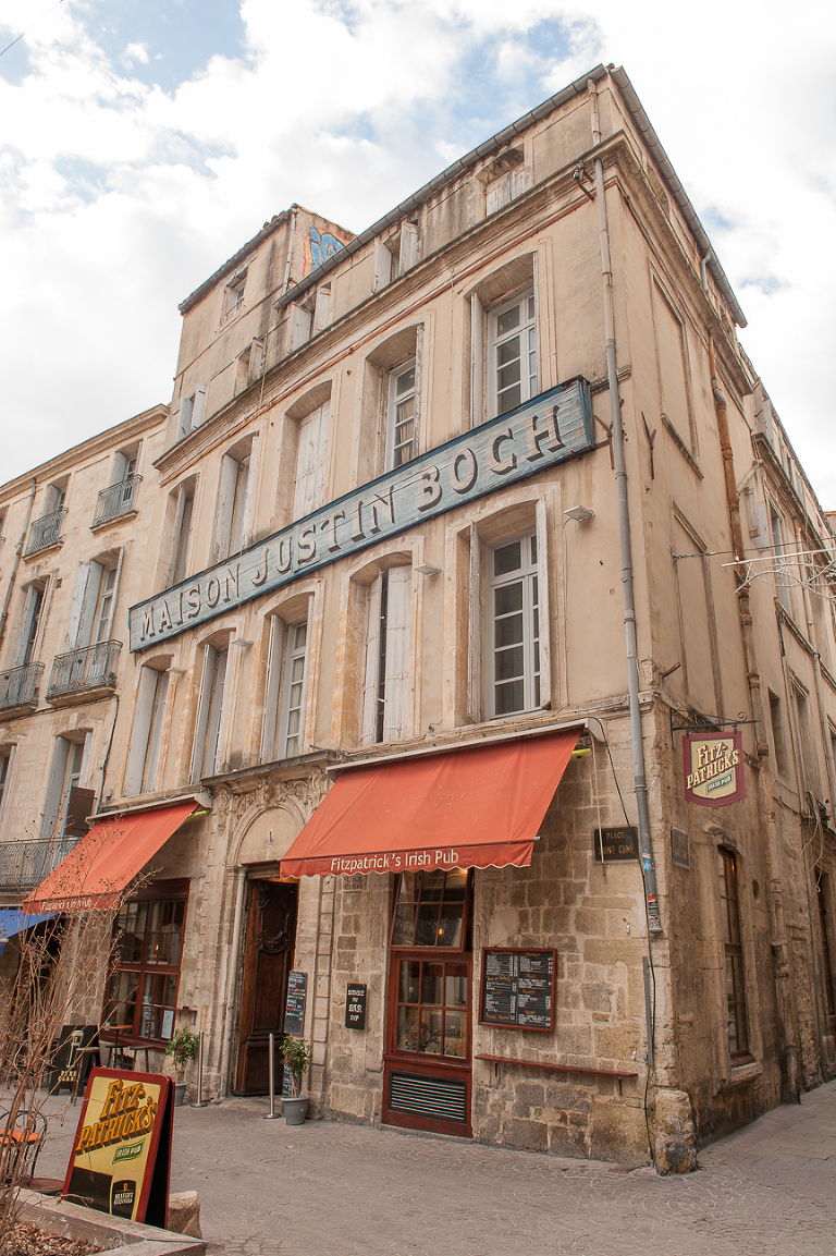 Montpellier Streets