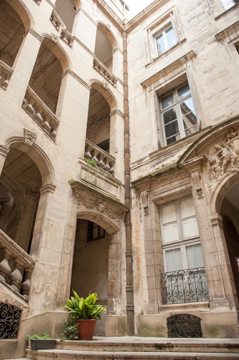 Montpellier Hotel particulier