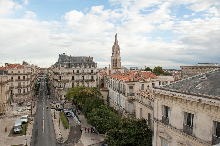 Montpellier Tour