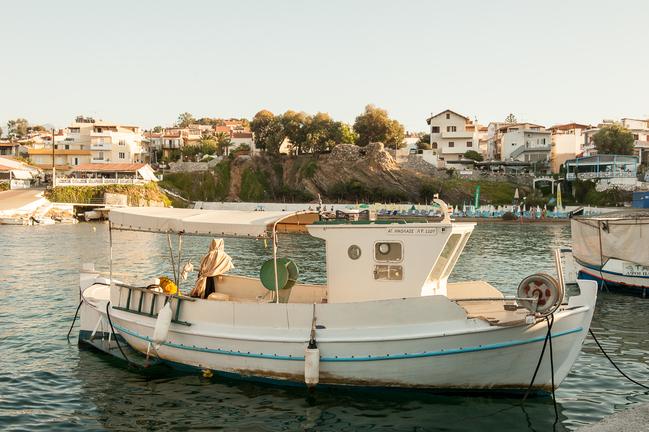 Escape to Crete