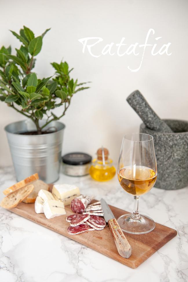 vine and the olive ratafia
