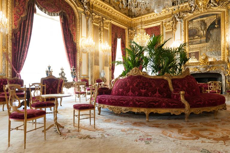 Louvre Napoleon III apartments