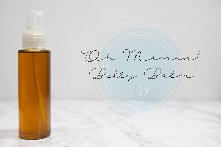 Vine and the Olive Oh Maman! Belly Balm