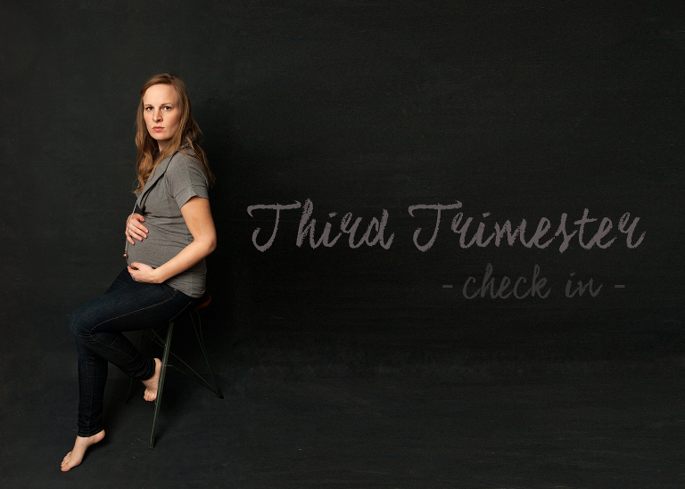 third trimester check in vine and the olive