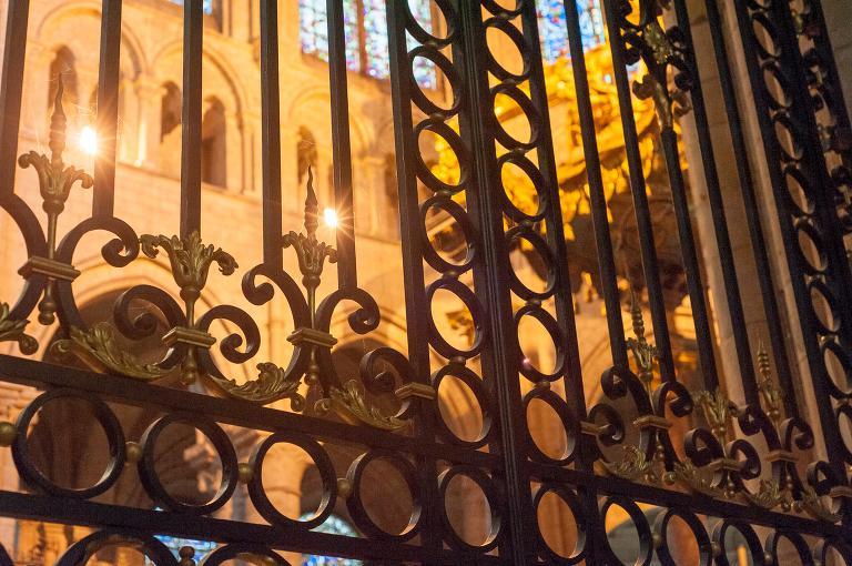 Sens cathedral