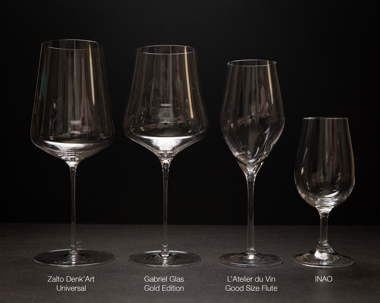 How to choose wine glasses